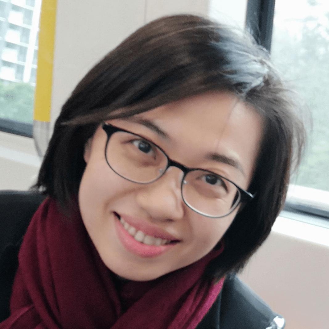 Maggie Ziyin Mai 麥子茵